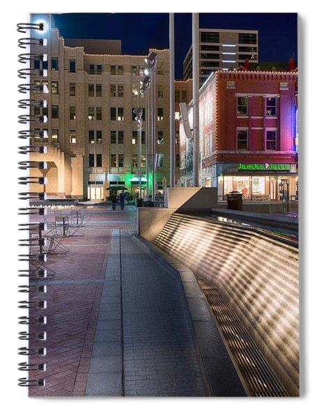 Sundance Square 01715 Spiral Notebook