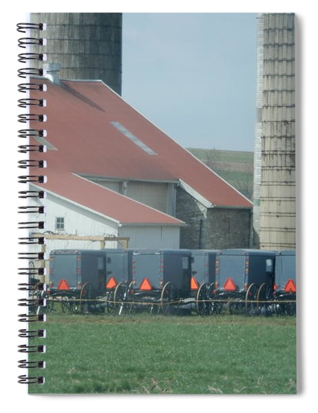 Sunday Best Spiral Notebook