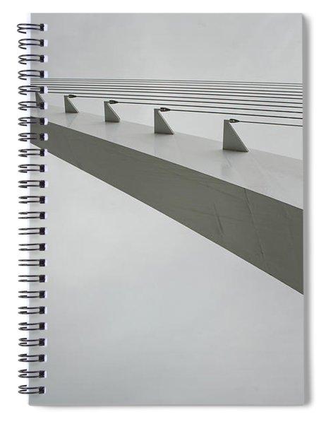 Sundial Perspective Spiral Notebook