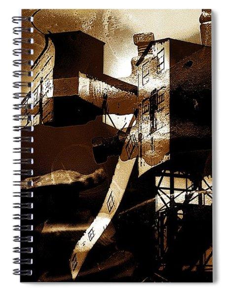 Appalachian Sundown  Spiral Notebook