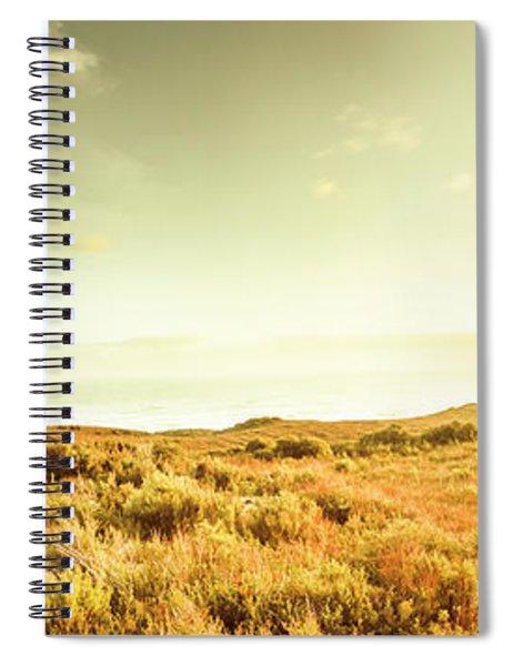 Sundown Bend Spiral Notebook