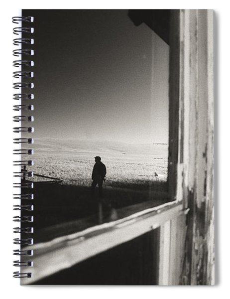 Sundown No. 1 Spiral Notebook