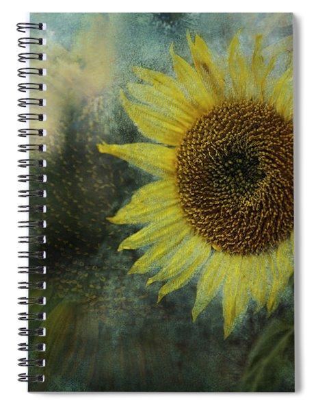 Sunflower Sea Spiral Notebook