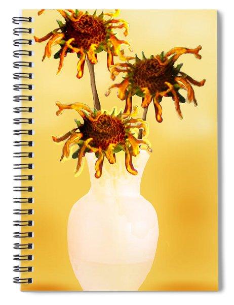 Sunflowers Spiral Notebook