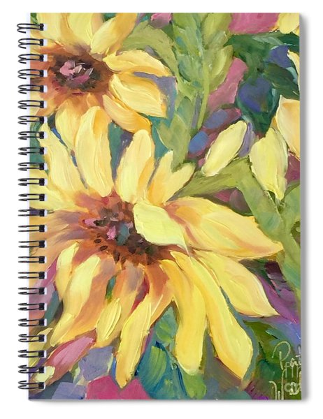 Sunkissed Spiral Notebook