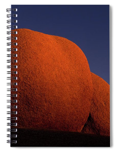 Sunkissed Revisited Spiral Notebook
