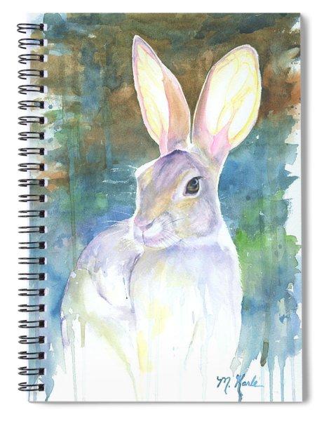 Sunny Bunny Spiral Notebook