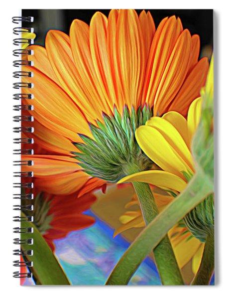 Sunny Days Spiral Notebook