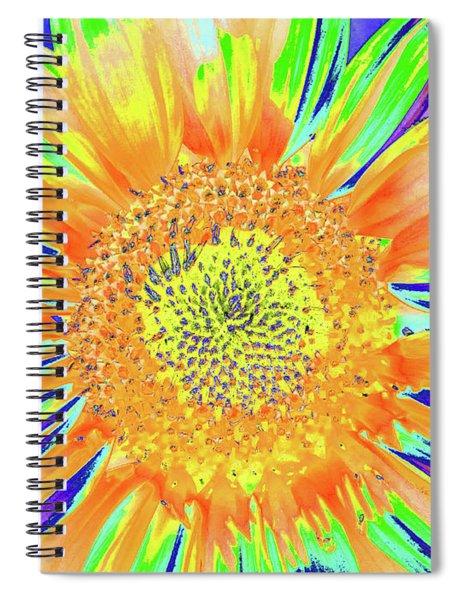 Sunrazzler Spiral Notebook