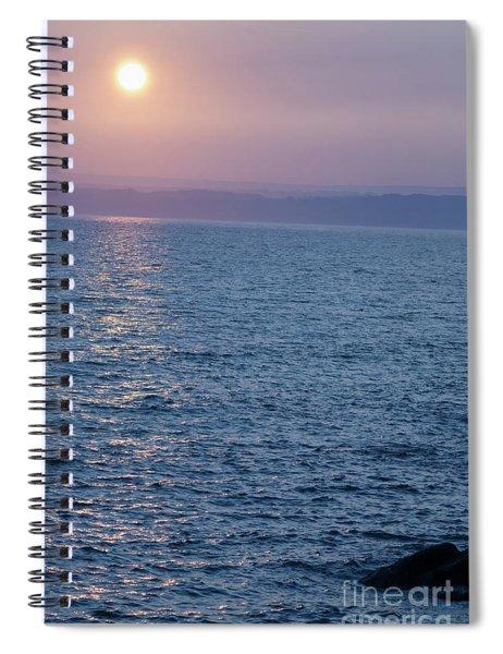 Sunrise Collectin Spiral Notebook