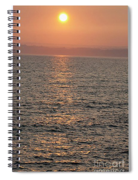 Sunrise Collection Spiral Notebook