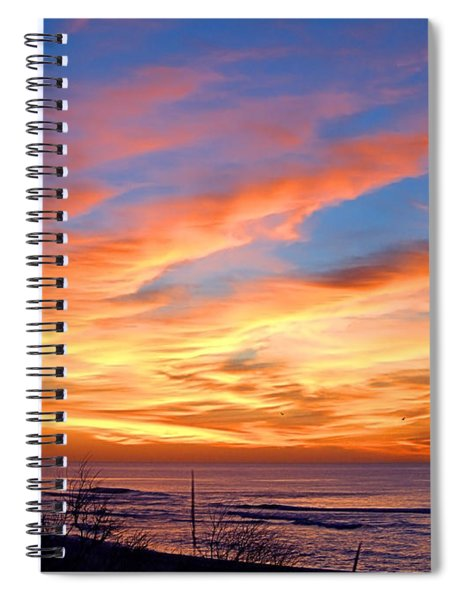 Sunrise Dune I I I Spiral Notebook