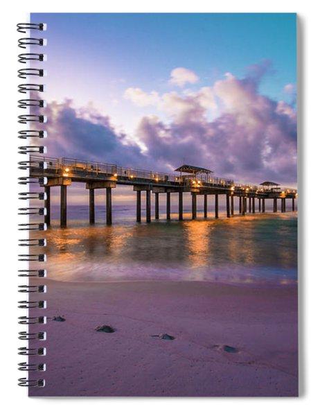 Sunrise In Alabama  Spiral Notebook