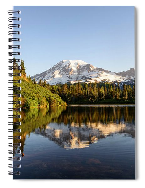 The Bench Lake Spiral Notebook