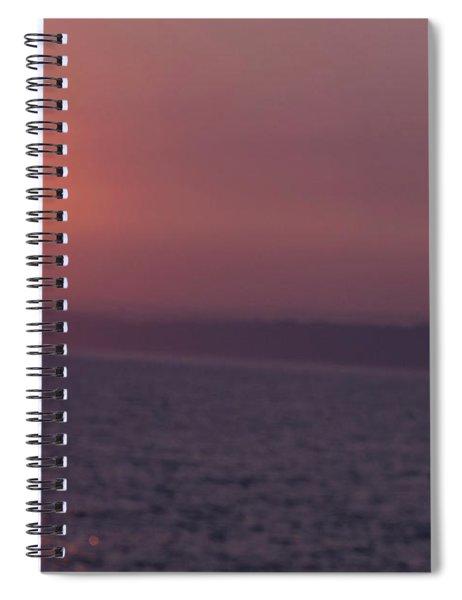Sunrise Over St Ives Spiral Notebook