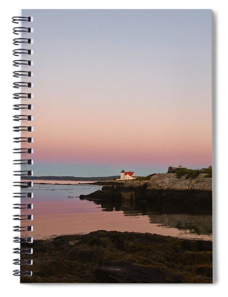 Sunrise Spillover Spiral Notebook