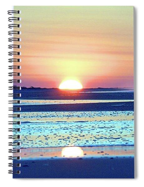 Sunrise X I V Spiral Notebook