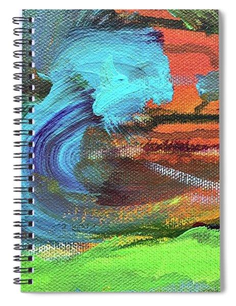 Sunset I  Spiral Notebook