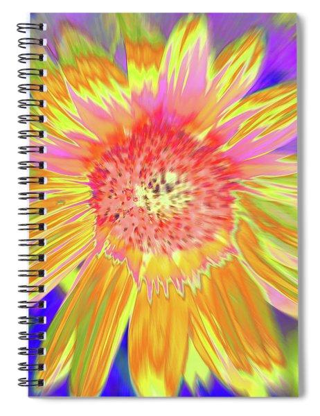 Sunsweet Spiral Notebook