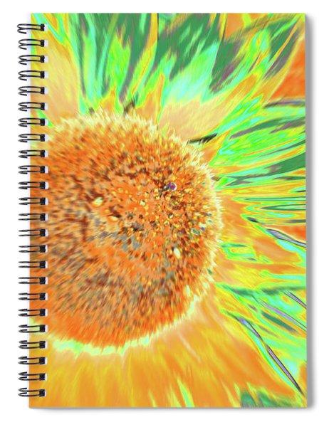 Suntango Spiral Notebook