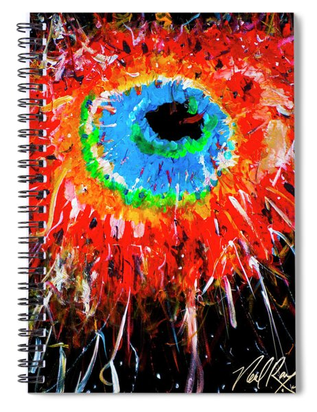 Super Nova Spiral Notebook