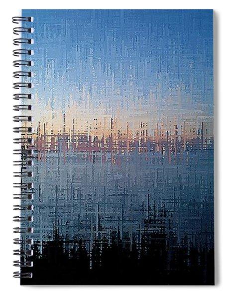 Superior Dawn Spiral Notebook