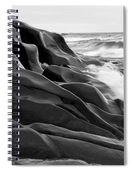 Superior Edge        Spiral Notebook