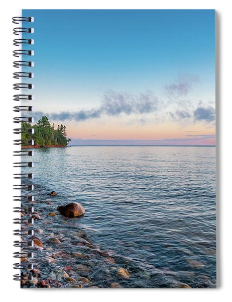 Superior Morning Spiral Notebook
