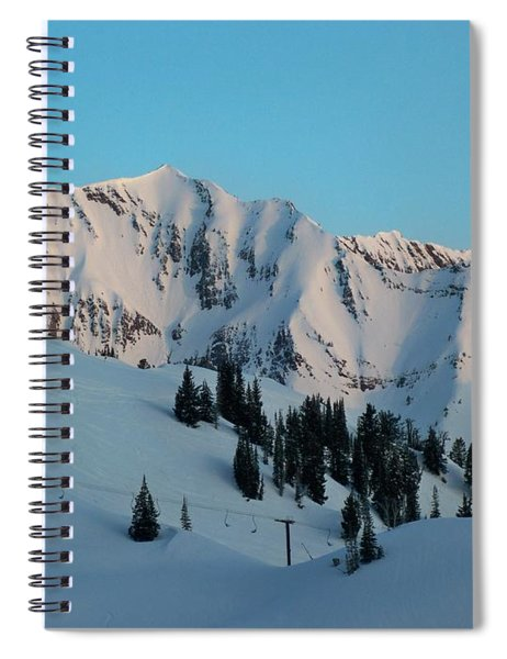 Superior Sunrise Spiral Notebook