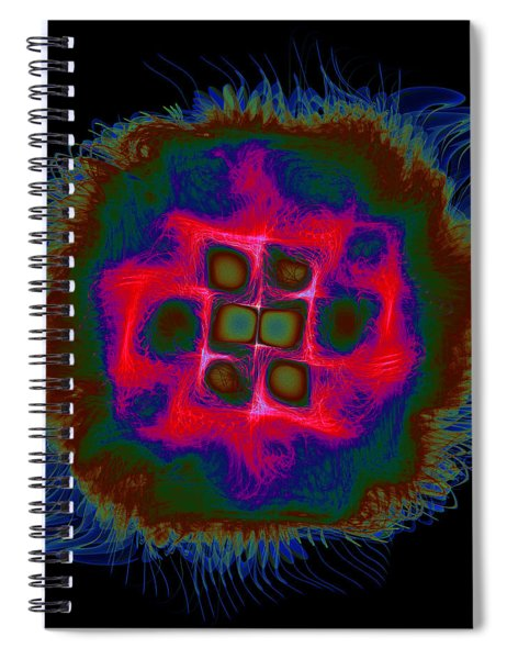 Suppenting Spiral Notebook