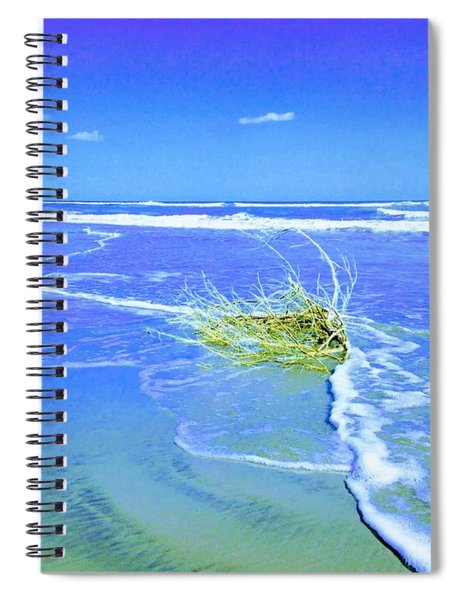 Surf Snuggle Spiral Notebook