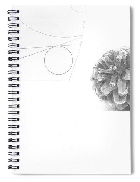 Surface No. 2 Spiral Notebook