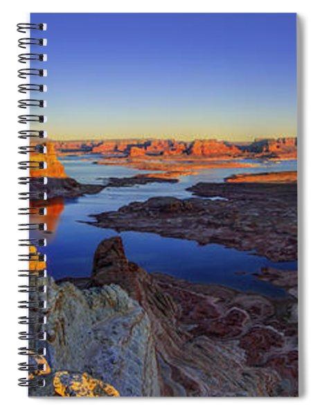 Surreal Alstrom Spiral Notebook