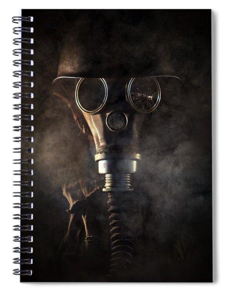 Survivor II Spiral Notebook
