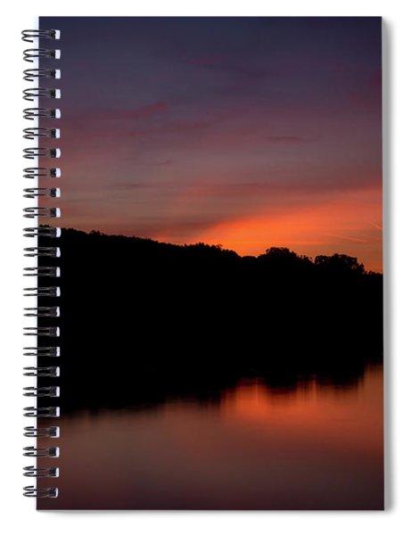 Suwannee Sundown Spiral Notebook