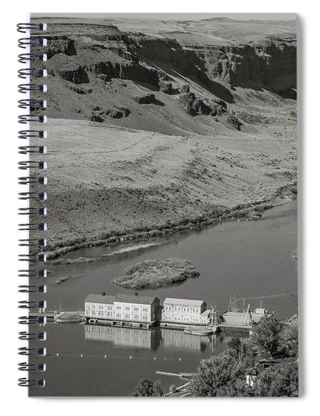 Swan Falls Dam Spiral Notebook