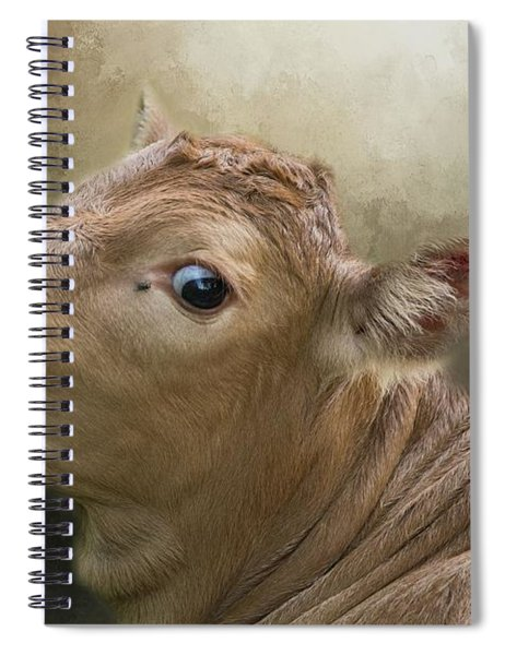 Sweet Baby Spiral Notebook