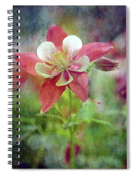 Sweet Columbine 9281 Idp_2 Spiral Notebook