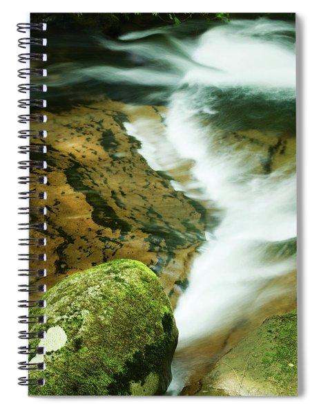 Sweet Creek Spiral Notebook