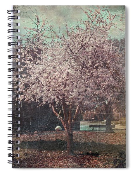Sweet Kisses Under The Tree Spiral Notebook