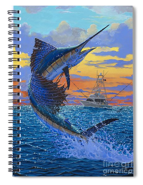 Sweet Release Spiral Notebook