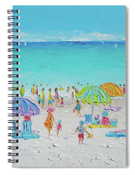 Sweet Sweet Summer Spiral Notebook