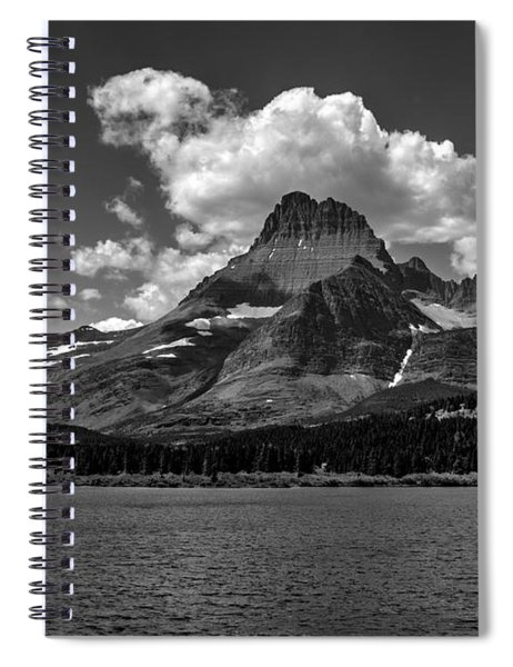 Swiftcurrent Lake 3 Spiral Notebook