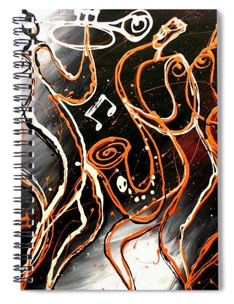 Swing Spiral Notebook