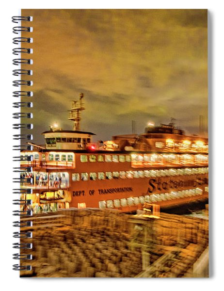 Swing The Tail Spiral Notebook