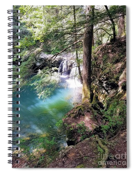 Sycamore Falls Spiral Notebook