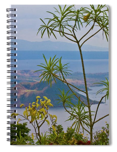 Taal Spiral Notebook
