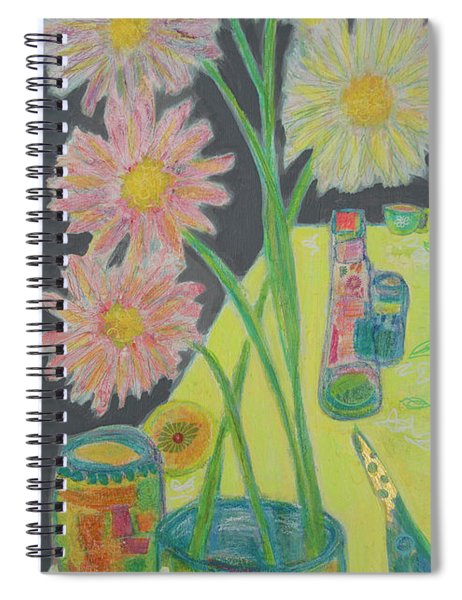 Table Scape Spiral Notebook
