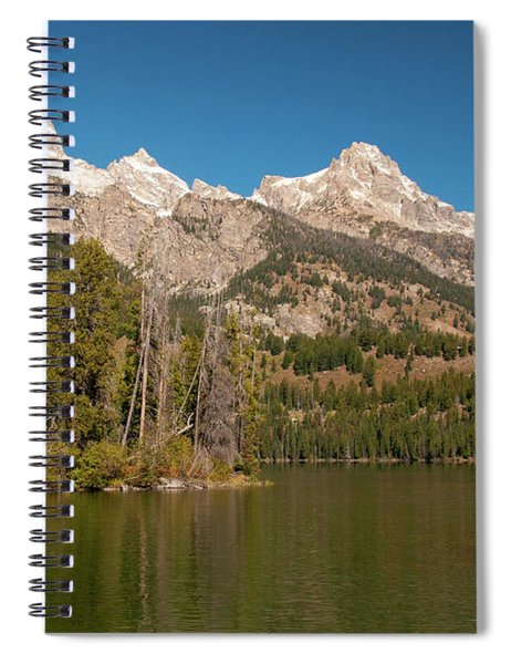 Taggart Lake Spiral Notebook