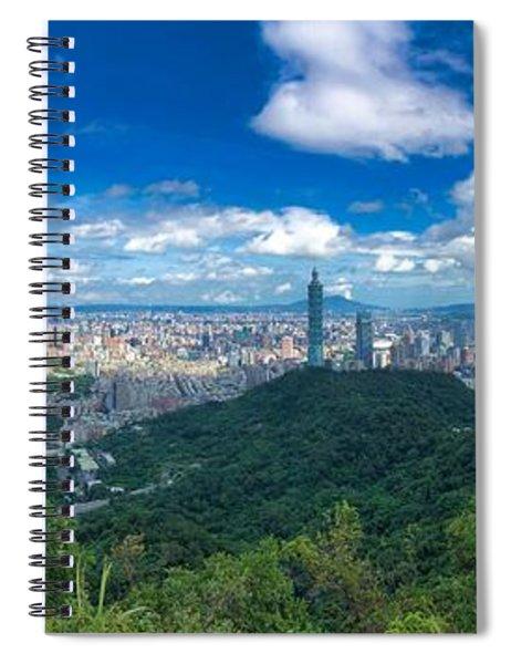Taipei Panorama Spiral Notebook